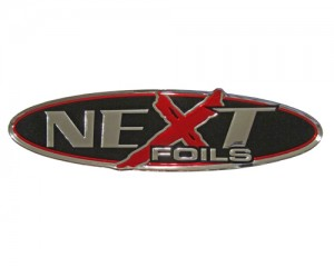 NFS032B Dome Sticker Next Foils Large