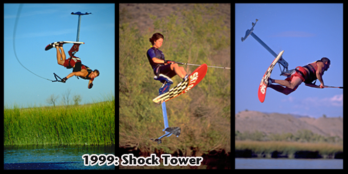 Sky Ski Shock Tower 1999